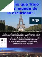 Luz en La Osc Uridad (Louis Braille)