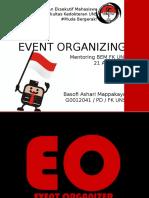 Event Organizing!