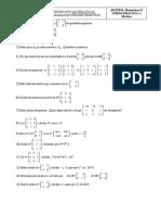2º a Matrices 2017
