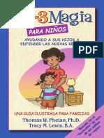 Phelan Thomas W Y Lewis Tracy - 1 2 3 Magia Para Niños