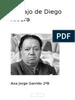 Trabajo de Diego Rivera