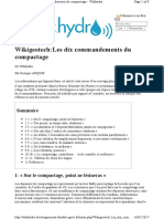 10 commandement du compactage