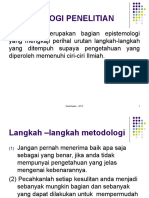 Metode Penelitian D3