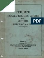 Herald Spitfire Vitesse