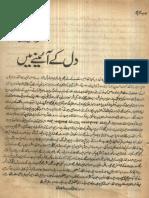 Dil Kay Aienay Main-Appbeti-Dr Muhammad Ehsan Faroqui-Monthly Seep Karachi