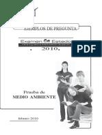 ICFES-EjemplodePreguntasMedioAmbiente