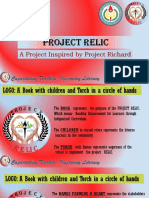 Project Relic Final