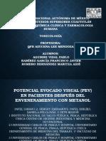 Presentacion de METHANOL