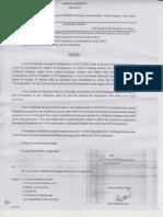 P.G.regulation 2014