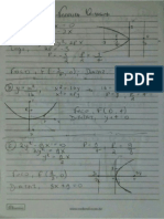 Atividade de Parabola