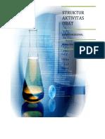 struktur-aktifitas-obat