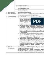 Ficha Jurisprudencial T 507 2016