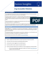 IFES Inclusion Insights_Creating Accessible Websites