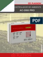 Mi0121e - Manual Instalación Del Controlador Ac-2000 Pro (Rev.2_jan.2014)