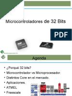 Presentació0n Microcontroladores 32bits