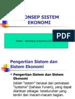 Sistem Ekonomi Indonesia Power Point 11