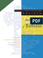 ARTICULO REVISTA Pie y Tobillo (Marcha)