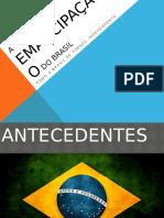 A Emancipação Do Brasil
