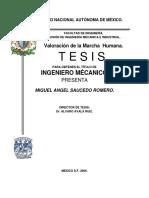 TESIS Valoracion de La Marcha (Patologias Marcha)
