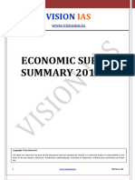 Economic Survey Summary 2016-2017