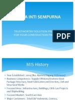 MIS Company Profile