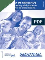 Carta de Derechos Del Afiliado y Del Paciente y Carta de Desempeño 2017