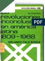 Las Revoluciones Inconclusas