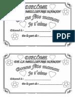 Diplome Mere