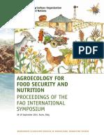 ONU Agroecology Roma 2014