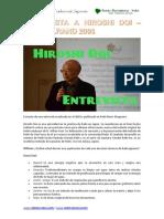 Entrevista a Hiroshi Doi – Por w.l.rand