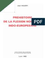 Haudry - Préhistoire de la flexion nominale indo-européenne (1982).pdf