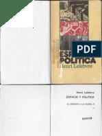 Biblioface Henri Lefebvre - Espacio y Política (1).pdf