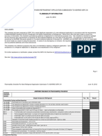 SSPC 34 Flammability Application Checklist 6 2012