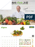 Makro Espana Ofertas Calendario Verde 2017