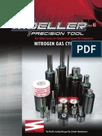 Moeller Nitrogen Gas Cylinders