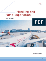 Aircraft Handling and Ramp Supervision