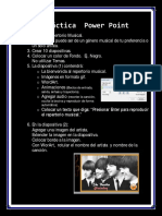 Practica de Power Point