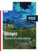 Nitrogen. Too Much of a Vital Resource