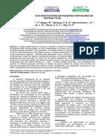 [MO-CHILE] Diez J., Et Al. Avaliacao Da Eficiencia Mastigatoria Em Pacientes Portadores de Protese Total