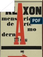 Revista Klaxon. 15 de maio de 1922