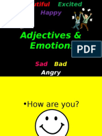 ESL Puzzles - Adjectives PPT, ESL Powerpoint