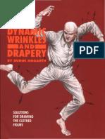 [Burne Hogarth] Dynamic Wrinkles and Drapery Solu(Artschoolbd.blogspot.com)
