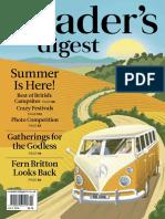 Readers Digest UK July 2016