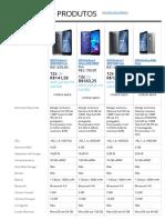 Zenfone 2 Lista de Comparação de Produtos - ASUS