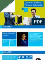 Introducing MSP Indonesia