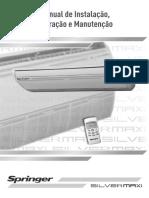 Manual Eqtos Silver Maxi