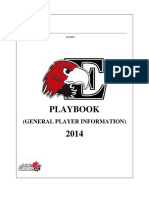 Eagles General Player Info 2014