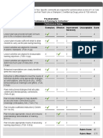 regional corrordinator evaluation - 2015