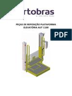PEÇAS DE REPOSIÇÃO PLATAFORMA ELEVATÓRIA AUT 1100.pdf