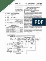 1991 Patent ACC US5012420